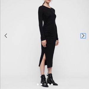 Allsaints TINA LS Dress